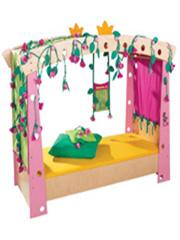 garden chalet bed