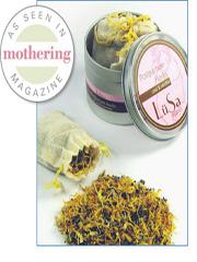 lusa postpartum herbs